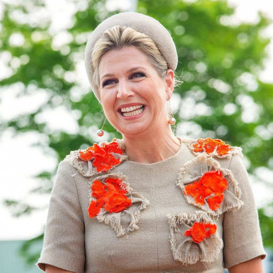 Königin Máxima: Gute-Laune-Look mit Tücken