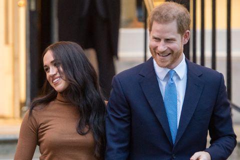 Meghan und Harry: Das zweite Baby ist da!