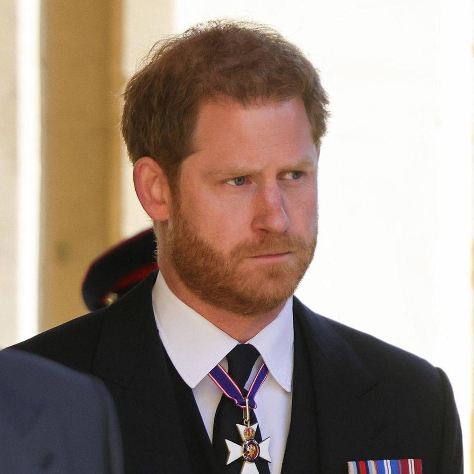 Prinz Harry: Sein Titel wird bei Prinzessin Dianas Ausstellung gestrichen: Prinz Harry