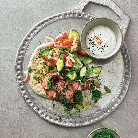 Türkische Küche: Lamm-Döner