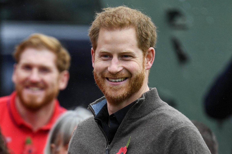 Prinz Harry: Für seine Mutter Diana reist er für einen Tag nach England: Prinz Harry