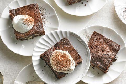 Saftige Brownies