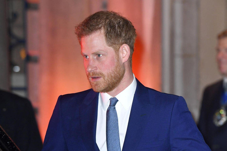 """Prinz Harry: Wegen """"Lilibet"""": Er droht der BBC mit rechtlichen Konsequenzen: Prinz Harry"""