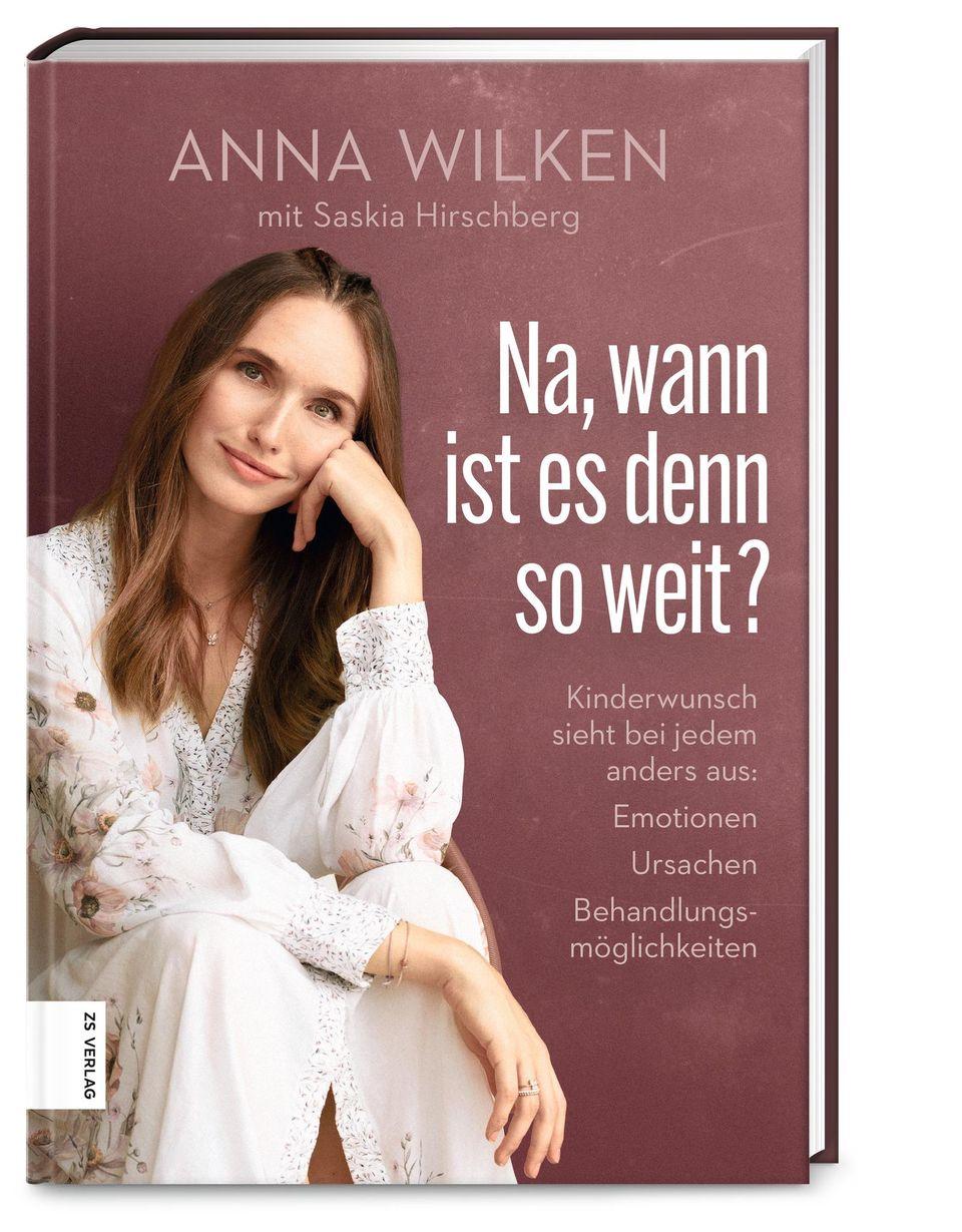 """""""Na, wann ist es denn so weit?"""" von Anna Wilken"""