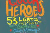 Cover Queer Heroes