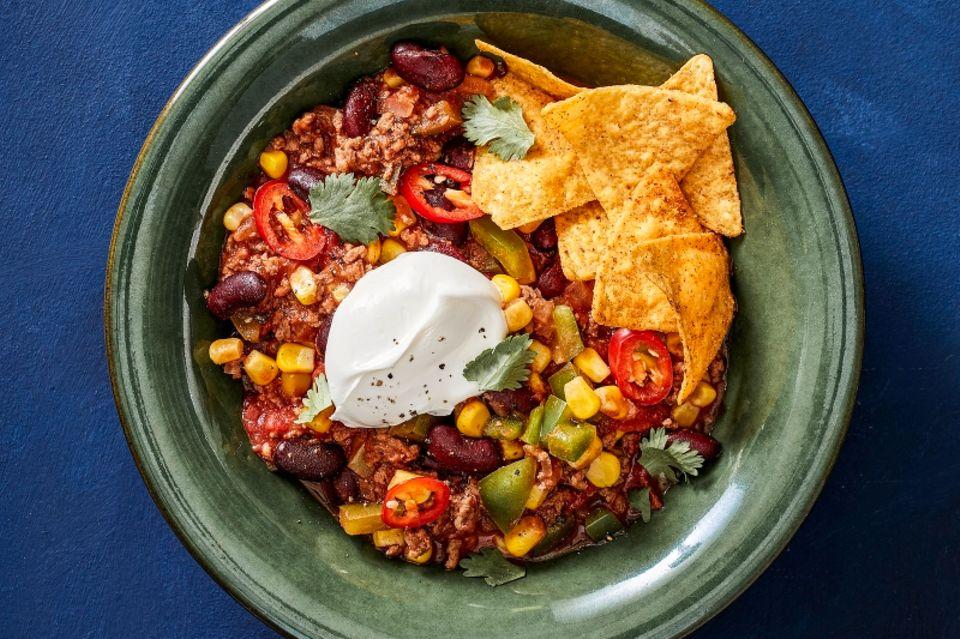 Chili con Carne: Chili con Carne