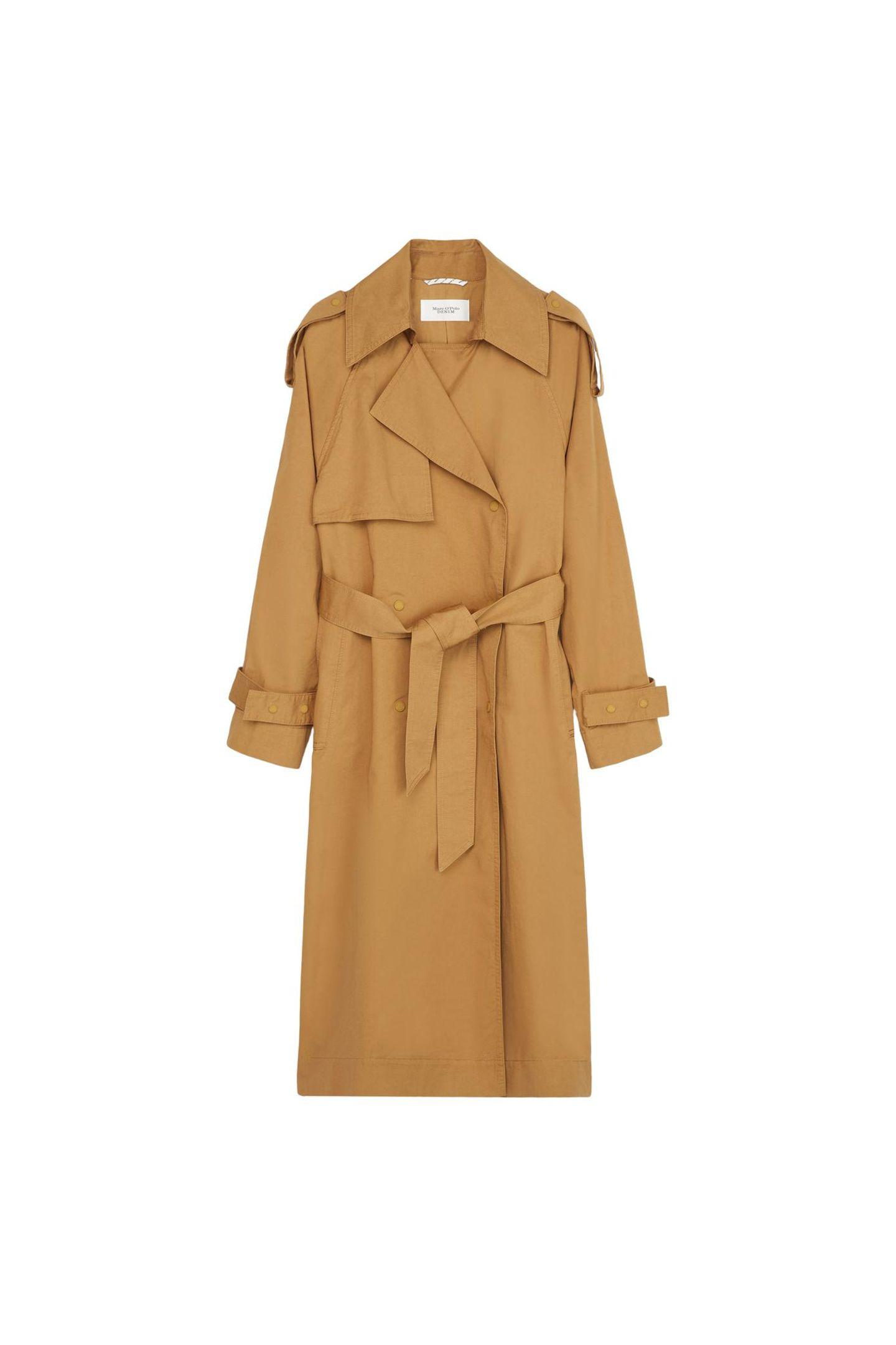Den eigenen Stil finden: Trenchcoat