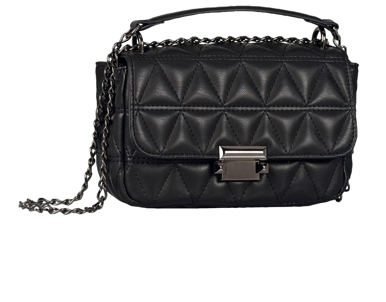 Den eigenen Stil finden: schwarze Tasche