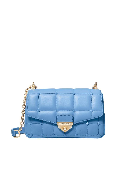 Den eigenen Stil finden: blaue Tasche