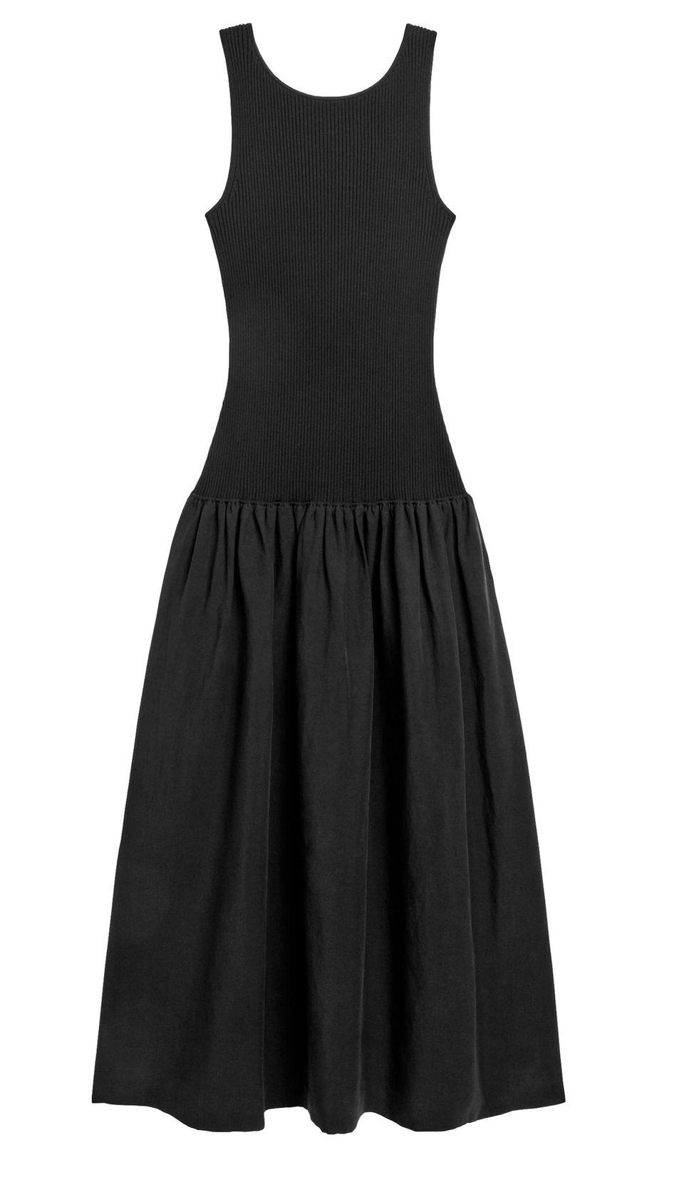Den eigenen Stil finden: schwarzes Kleid