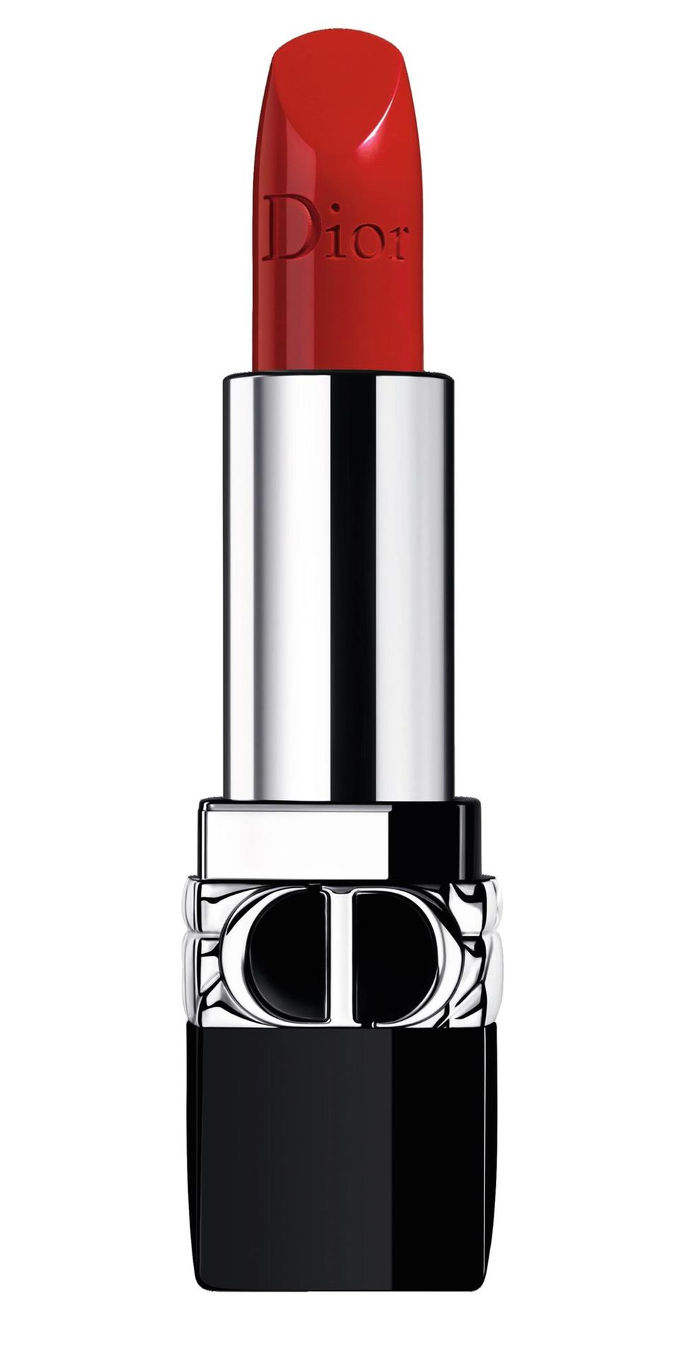 Den eigenen Stil finden: roter Lippenstift