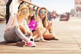 Horoskop: Drei Frauen im Sommer