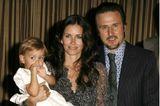 Promi-Nachwuchs: Courteney Cox, David Arquette und Coco Arquette
