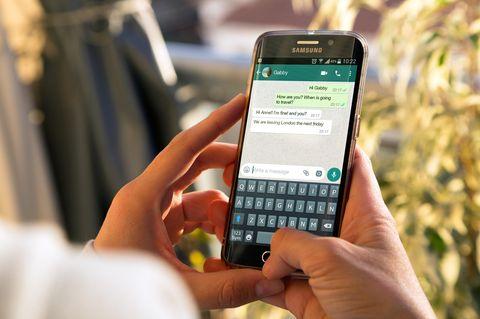 Betrügerische Whatsapp-Nachricht macht jetzt die Runde