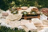 Gartenparty: Boho-Kissen