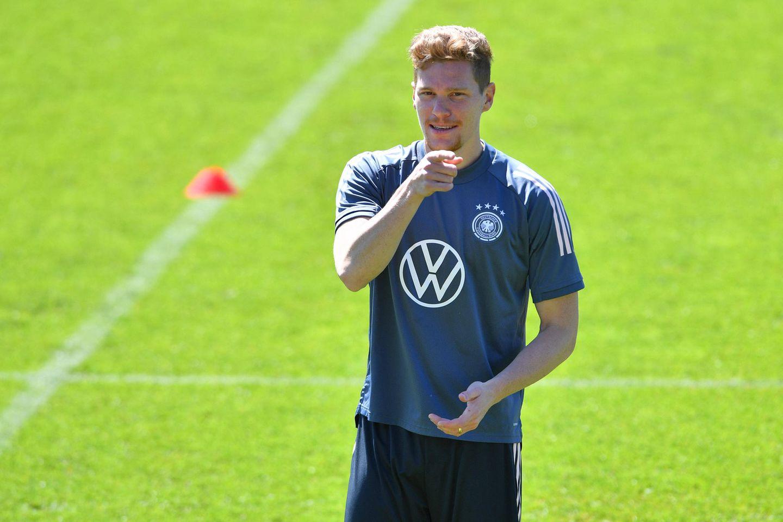 Fußballer-Frisuren: Marcel Halstenberg