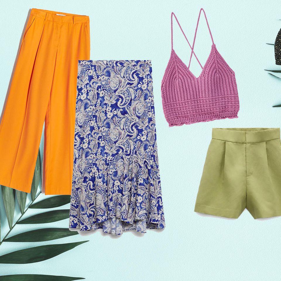 Jumpsuits, Röcke & Co.: 10 Sommerteile für alle, die keine Kleider mögen
