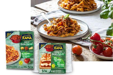 Gewinnspiel: Bolognese wie nie zuvor: Giovanni Rana verlost seine neue veggie Pasta-Kreation BoloNew!
