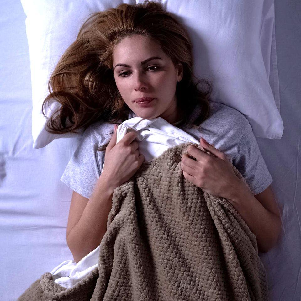 Schlaflos bei Sommerhitze: Ein Selbstversuch