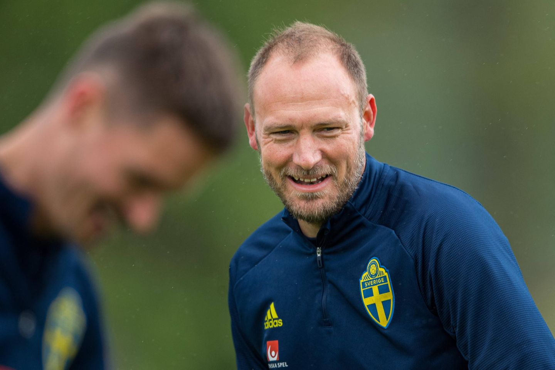 Fußballer-Frisuren: Andreas Granqvist