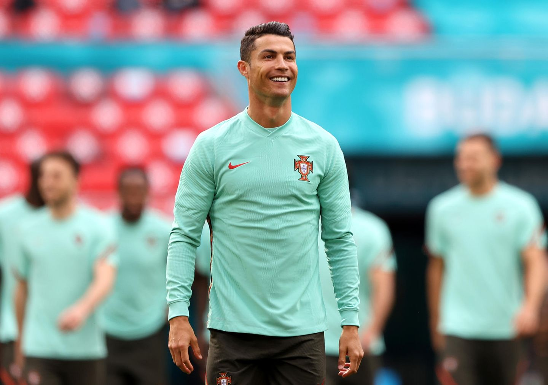 Fußballer-Frisuren: Cristiano Ronaldo