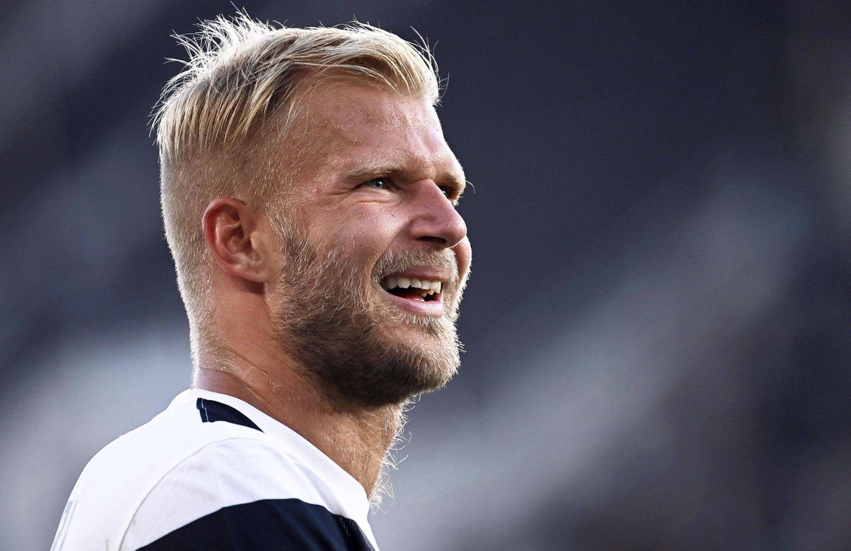 Fußballer-Frisuren: Paulus Arajuuri