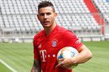 Fußballer-Frisuren: Lucas Hernandez