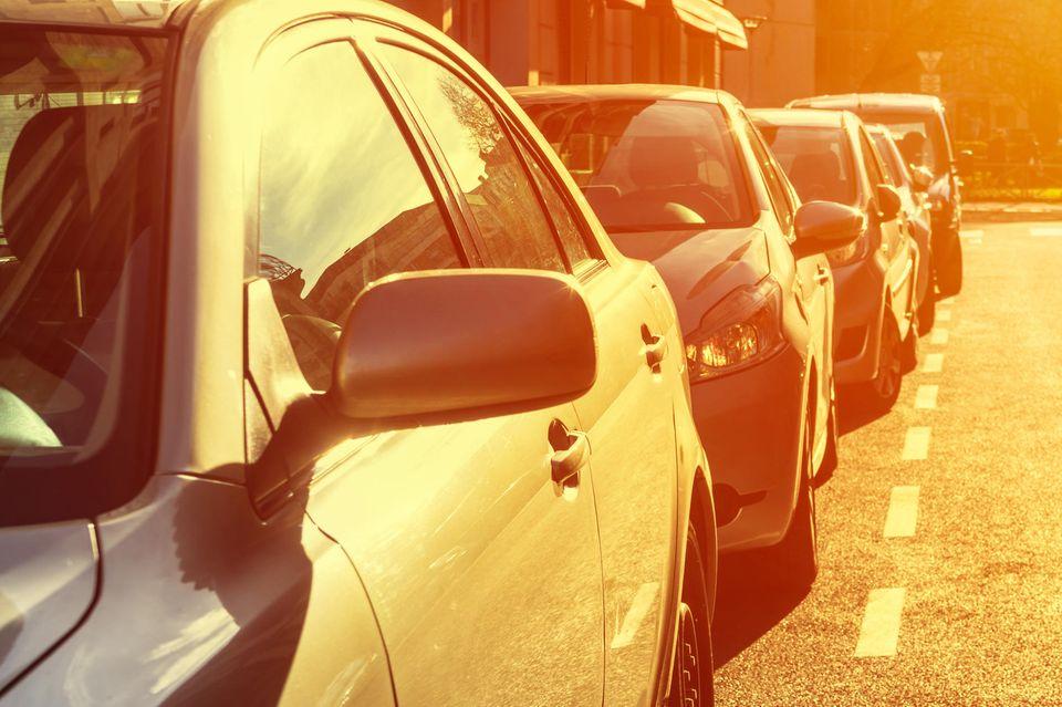 Heißes Auto: Abkühlen mit dem Schlüssel-Trick