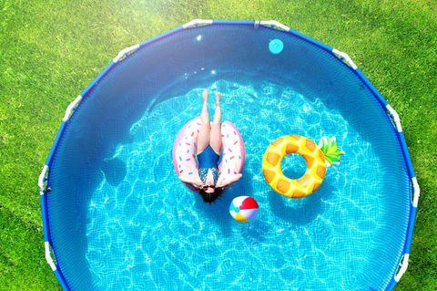 Test: Lohnt sich ein aufblasbarer Pool für den Garten?