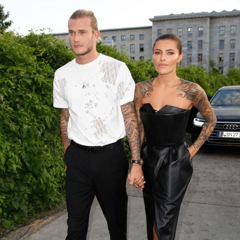 Promi-Trennungen 2021: Sophia Thomalla und Loris Karius