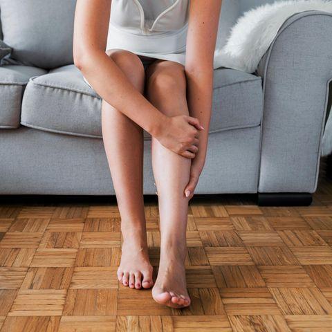 Geschwollene Beine im Sommer