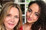 Style-Twins:Michelle Pfeiffer und Tochter Claudia Rose