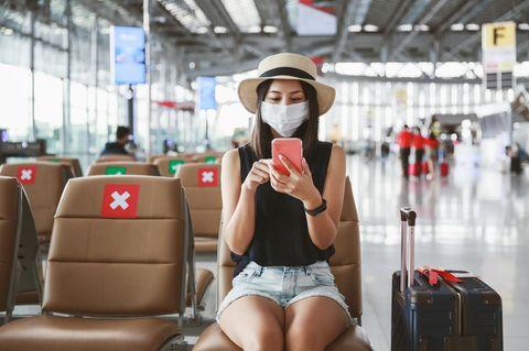 Reisen in der Pandemie