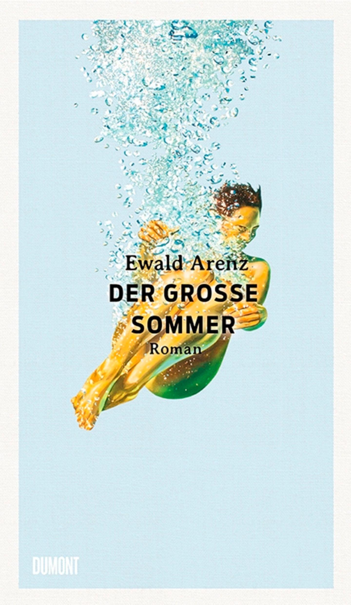 """Buchtipps der Redaktion: Buchcover """"Der große Sommer"""""""