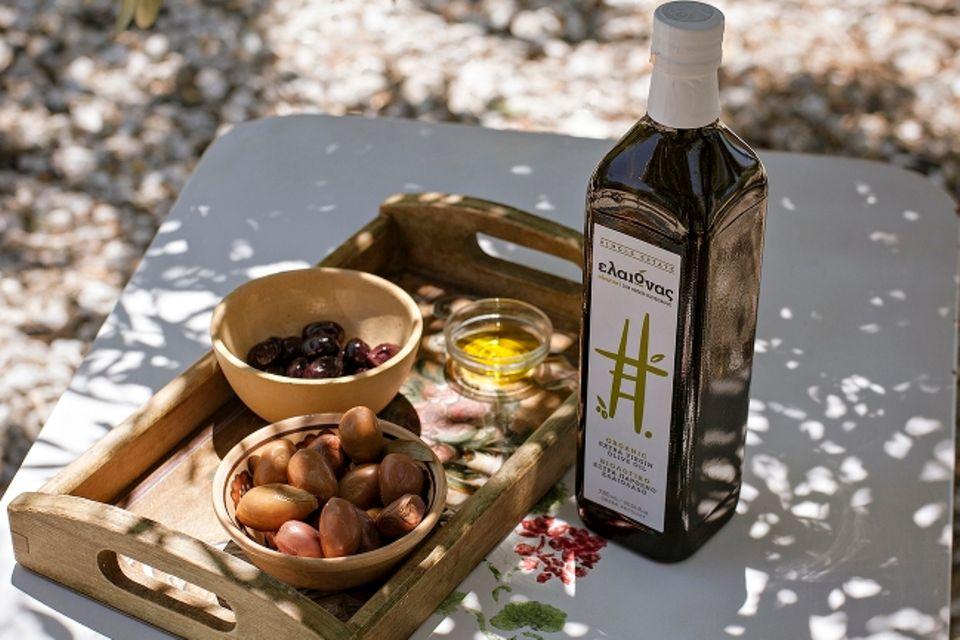 Euböa: Oliven und Öl