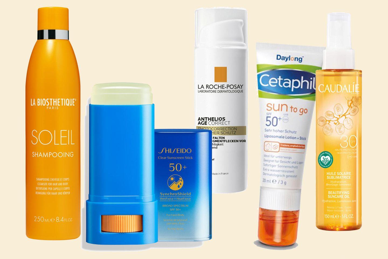We try before you buy: 5 neue Sonnenschutz-Produkte im Test