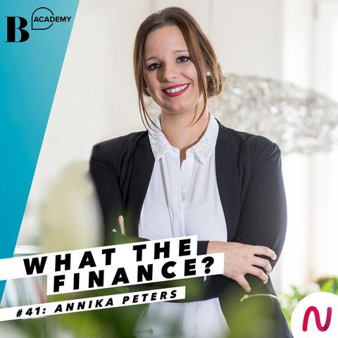What The Finance: Annika Peters