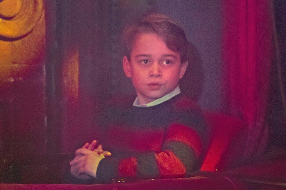 Herzogin Kate + Prinz William: George weiß, dass er eines Tages König sein wird: Prinz George