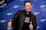Kinderfotos der Stars: Elon Musk
