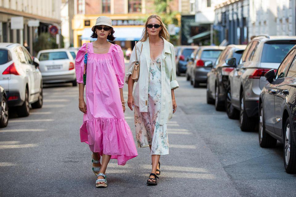 Blogger bei der Copenhagen-Fashion-Week