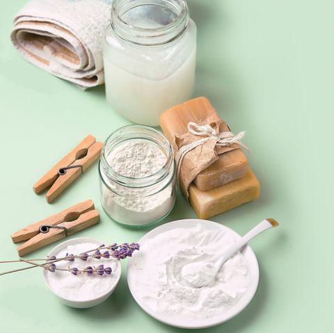 Waschmittel selber machen: Zutaten für DIY-Waschmittel