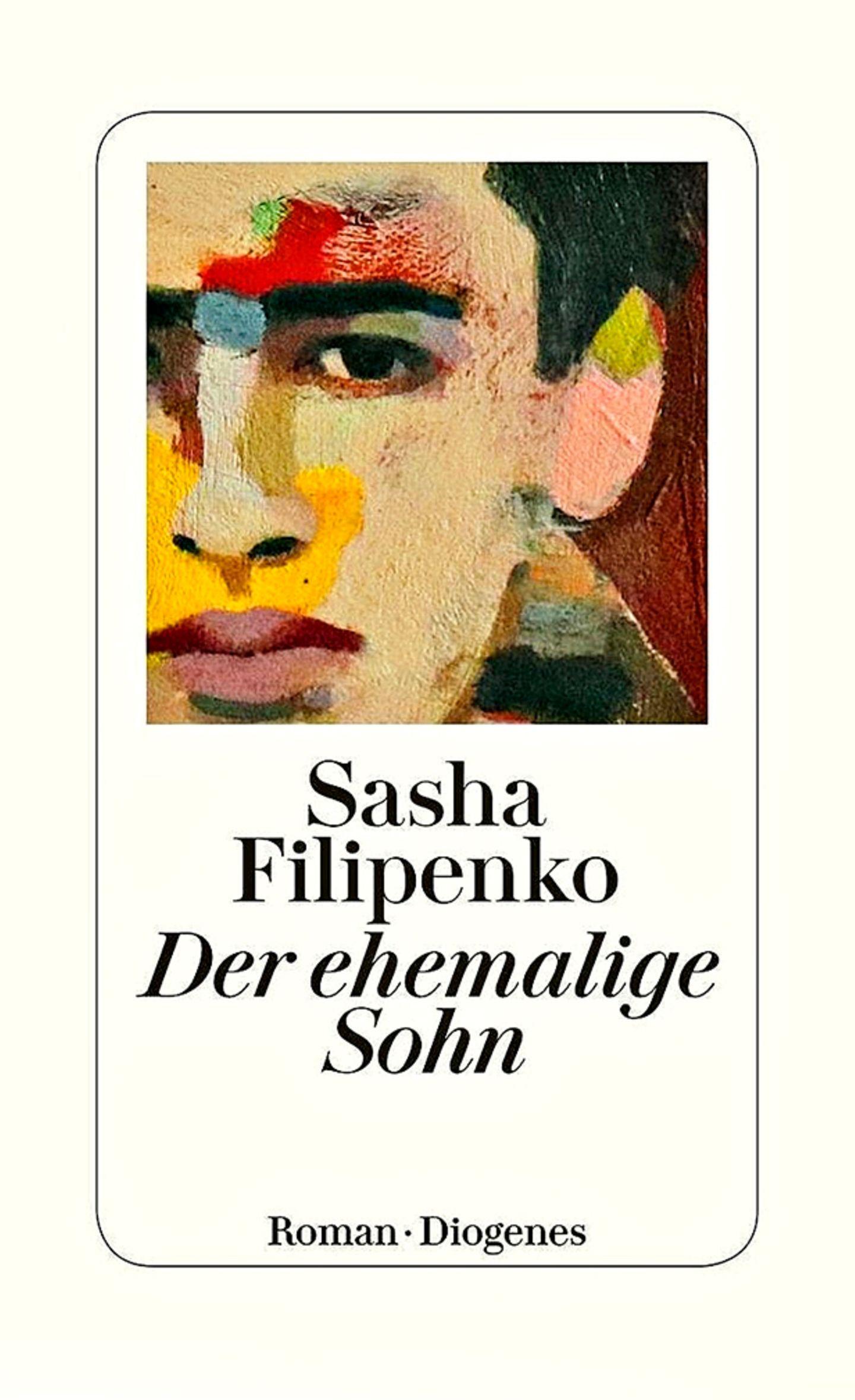 """Buchtipps der Redaktion: Buchcover """"Der ehemalige Sohn"""""""