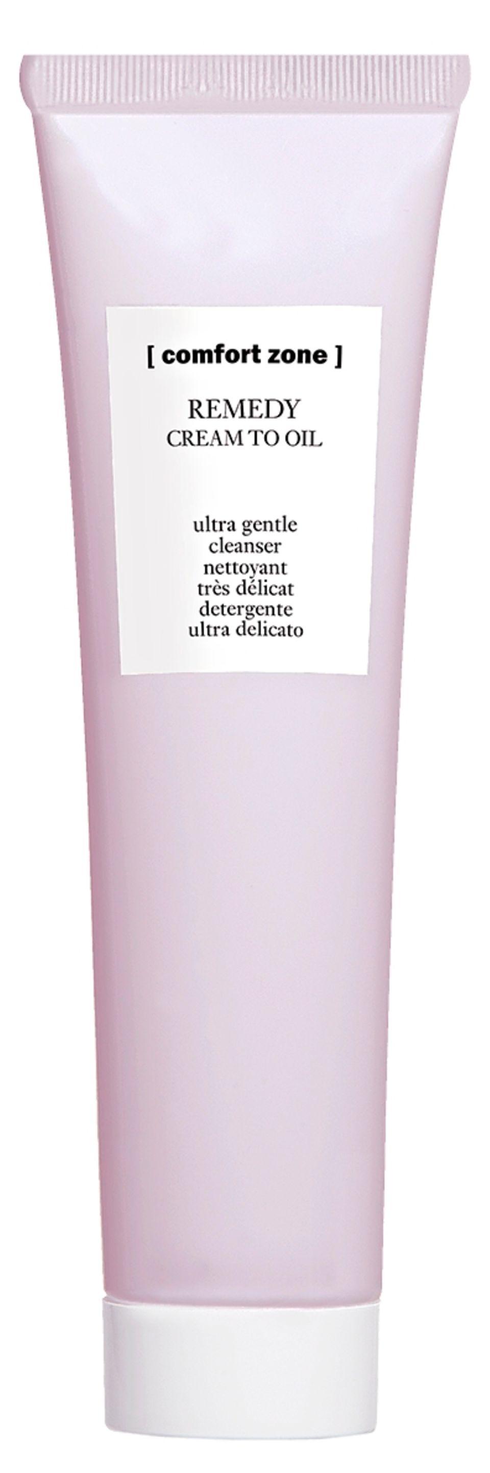 """""""Remedy Cream to Oil"""" von Comfort Zone"""