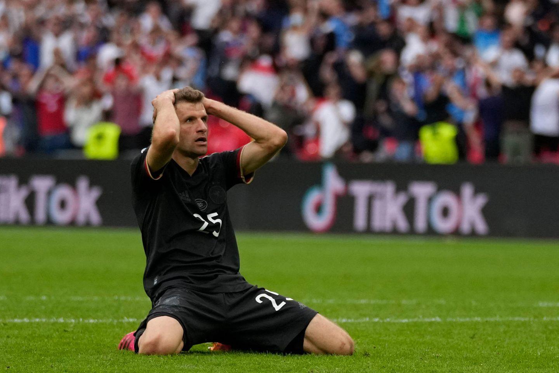 Nach dem EM-aus: Thomas Müller erschüttert am Rasen