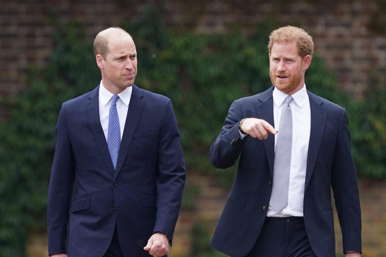 """Prinz William + Prinz Harry: """"Jeden Tag wünschen wir uns, sie wäre noch immer bei uns"""": Prinz William und Prinz Harry"""