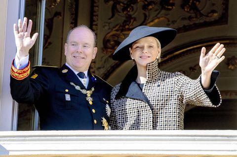 Fürstin Charlène von Monaco: Neues Video zum zehnten Hochzeitstag mit Fürst Albert: Fürst Albert und Fürstin Charlène