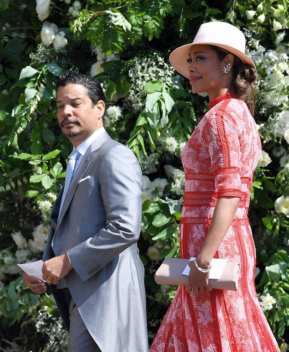 Herzogin Meghan: Ex-Kollegin spricht über die strengen Regeln auf der royalen Hochzeit: Gina Torres
