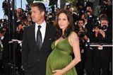 Angelina Jolie und Brad Pitt in Cannes