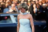 Prinzessin Diana in Cannes