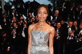 Naomie Harris in Cannes